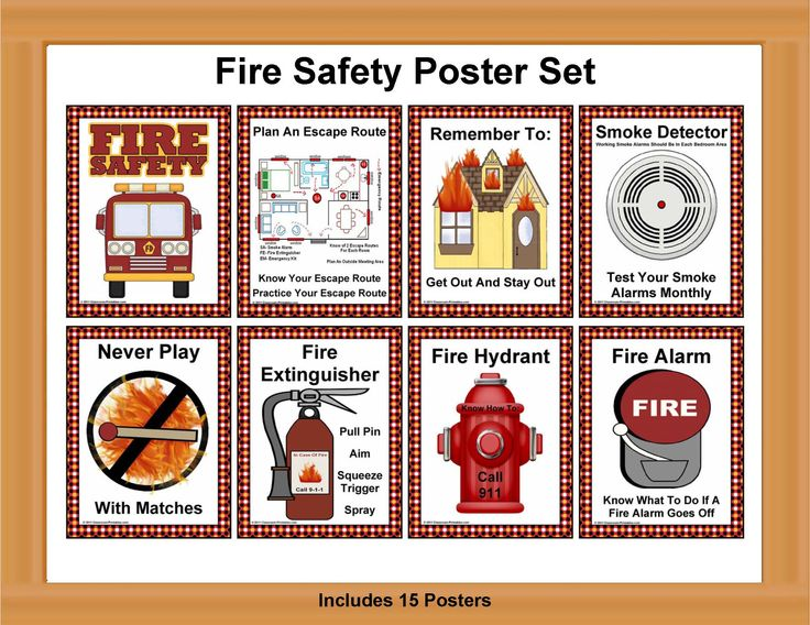 how to make a home fire safety plan