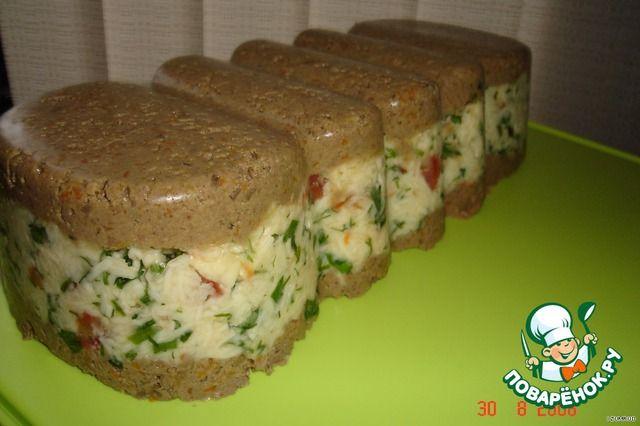 Паштет из куриной печени с сыром ингредиенты