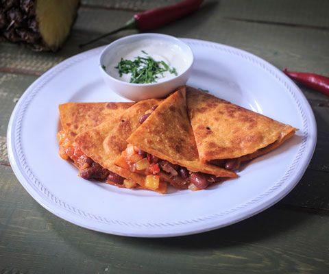 Вкусный завтрак: 3 рецепта. Кесадилья, буррито, энчилада #завтрак #еда #вкусно #рецепт