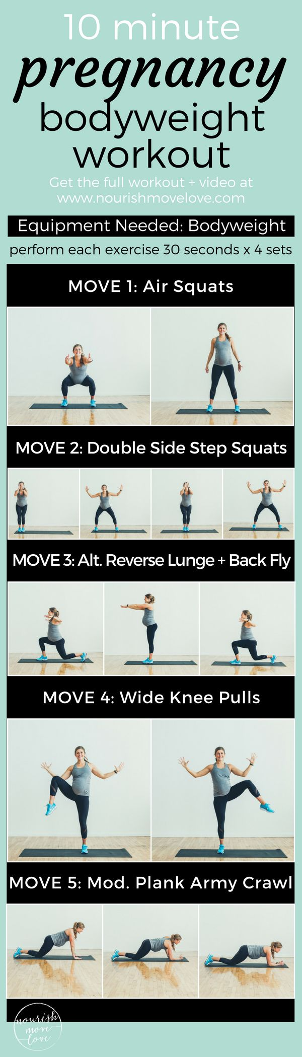 10 Minute Mommy Bodyweight Workout – bodyweight workouts