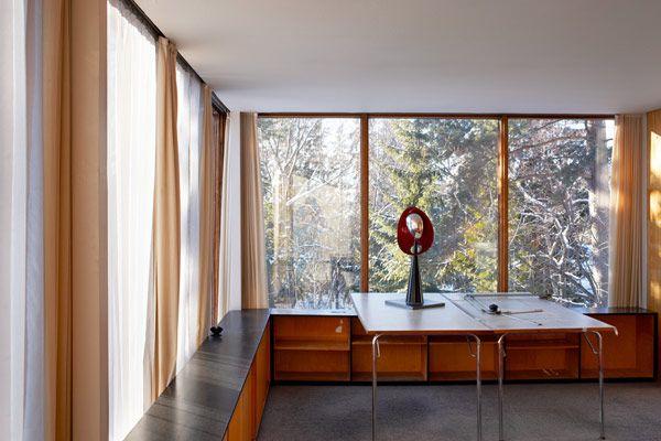 the mid-century home of the Norwegian designer couple Arne Korsmo & Grete Prytz Kittelsen