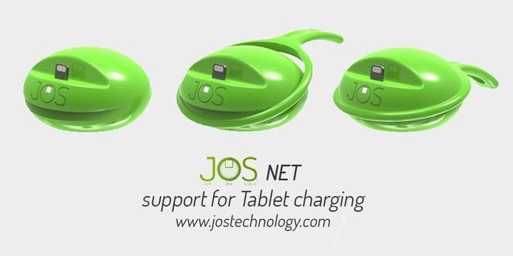 JOS NET is one of our most designed product. Discover on New site http://www.jostechnology.com   Ready to #changethecharge?