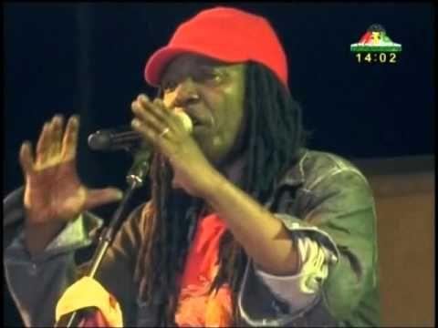 Le concert d'Alpha Blondy à Conakry
