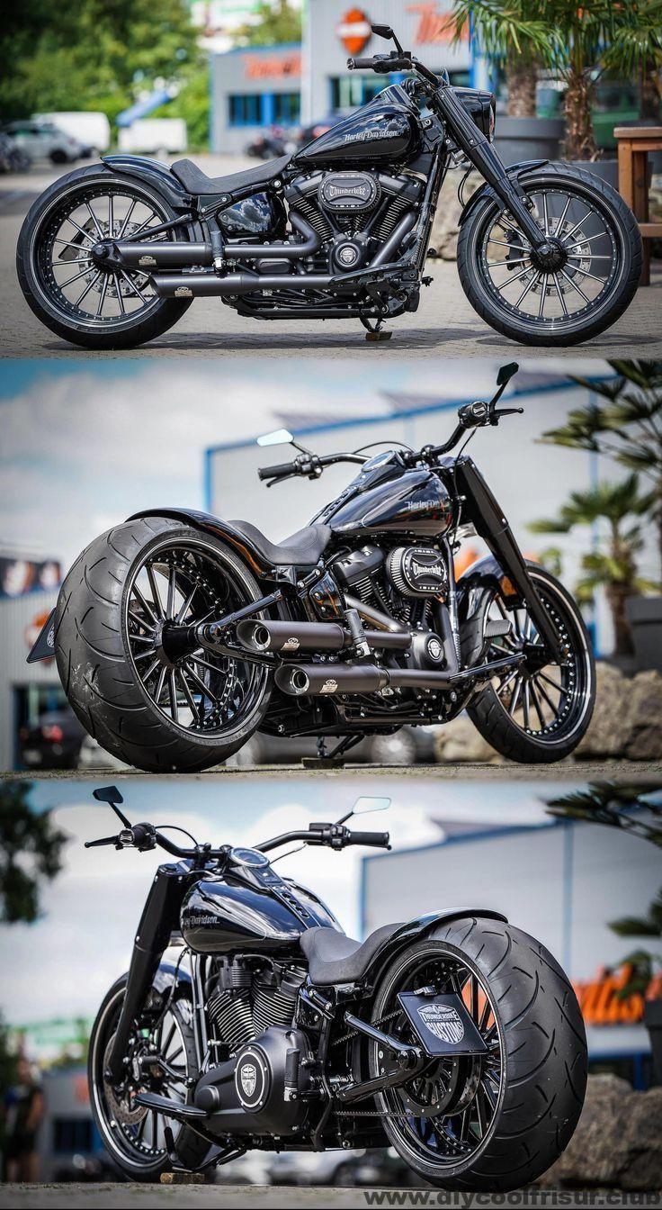 "Thunderbike ""Prison Break"" Softail Fat Boy von Harley-Davidson – #Motorrad –   -…"