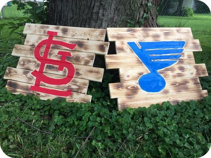 St. Louis Cardinals, Valentines Day, St. Louis Cardinals Wall Art, Cardinals, Wall Art, Wall Decor, Rustic, Baseball, MLB, Mancave, Cards, St. Louis Blues, NHL Hockey Man Cave, St. Louis Blues Wall Art, Blues, St. Louis Blues Wall Decor, Hockey,