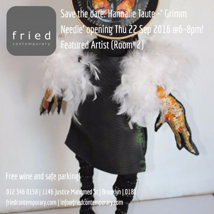 Sarel Petrus: New Work, opening Thu 27 Oct @6-8pm! #art #pretoria Exhibition #events #culture #afrikaans #kuns