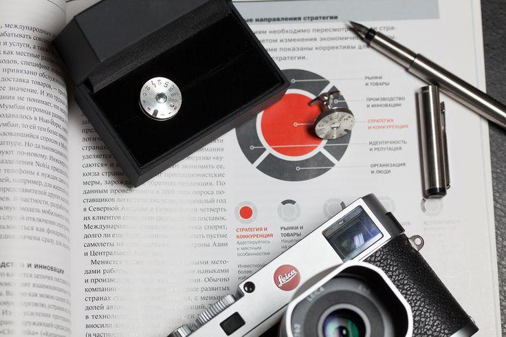 MARKIN.lab for Leica Camera Russia Cufflinks Shutter dial Запонки Диск выдержки серебро 925\silver 925 #markinlab #leicacamera #leica #leicarussia #necklace #markinjewellery