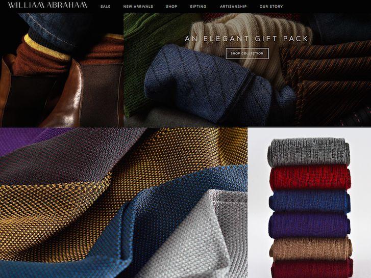 Noe ved denne som er tiltrekkende og spennende     Ecommerce Website Design - William