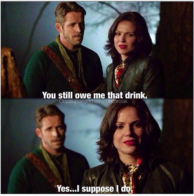 OUAT - Outlaw Queen - Robin & Regina