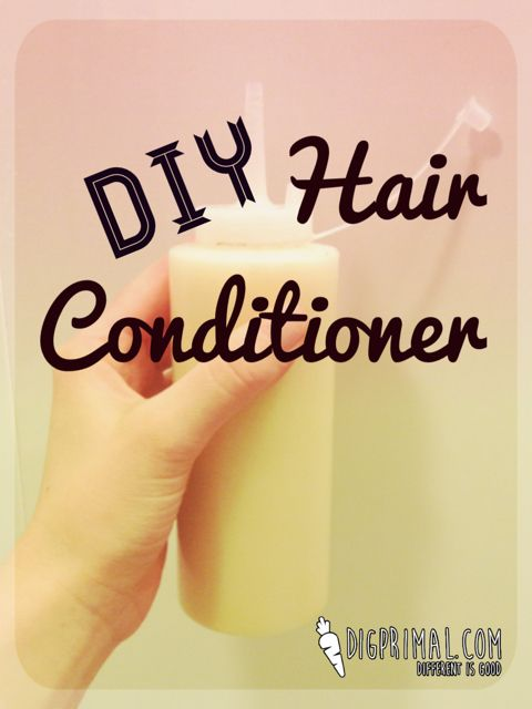 This stuff makes my hair amazing! And the recipe can easily be tweaked, depending on what's going on with your hair. | from DIG Primal, digprimal.com