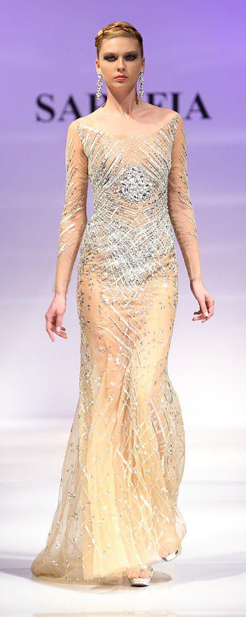 Jack Guisso 2010 collection - Couture - http://www.orientpalms.com/jack-guisso-1743