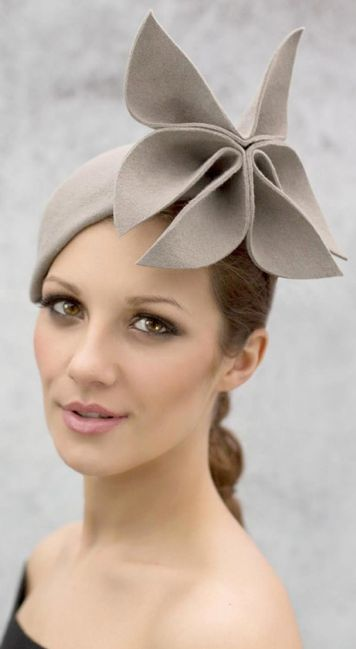 Maggie Mowbray Millinery - Occasion Hat, A/W 2014.