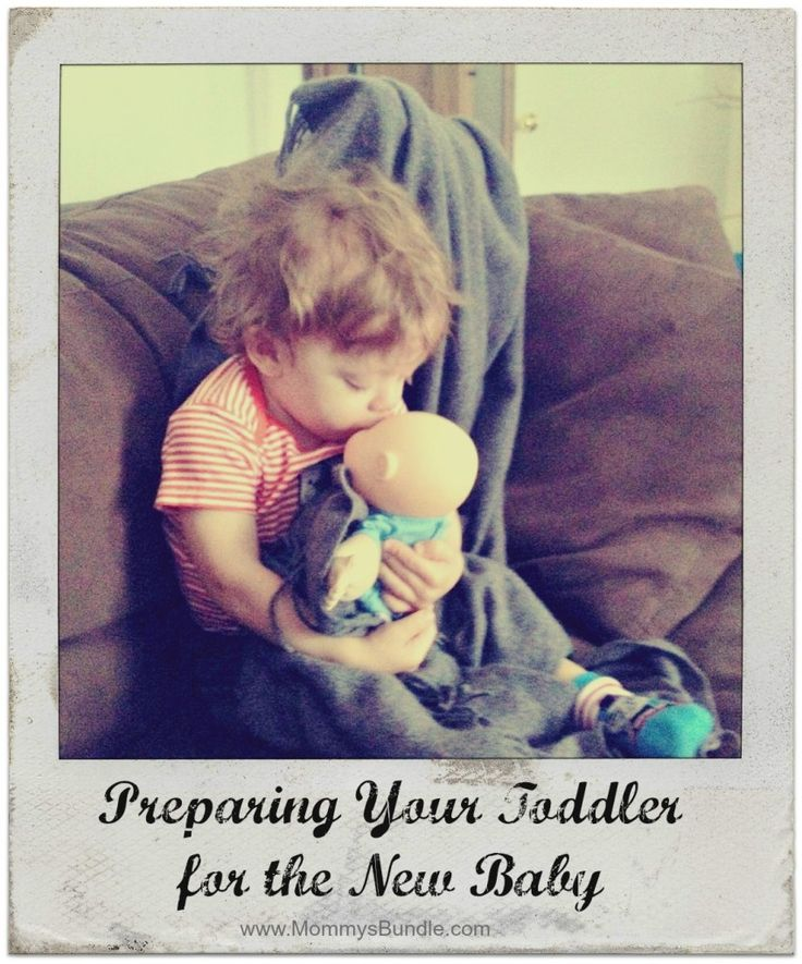 how to tell toddler about pregnancy