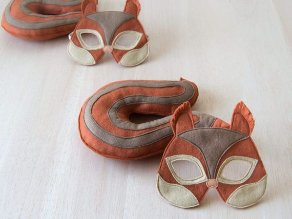 25 best ideas about squirrel mask on pinterest are - Masque ecureuil ...