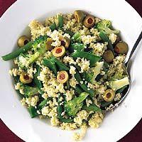Couscous met groene groenten - Allerhande