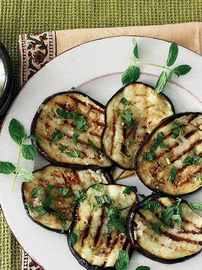 Sarımsaklı ızgara patlıcan tarifi - Türk Mutfağı - Yemek Tarifleri   ELELE