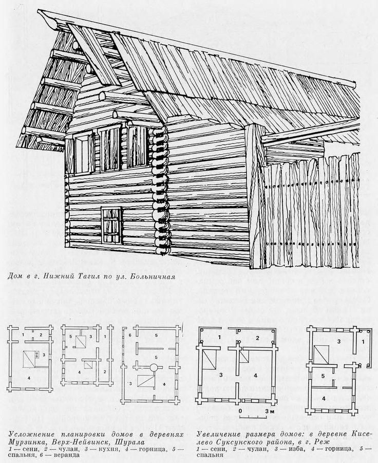 это деревенский дом без гвоздей рисунок регулируемые лямки спинка