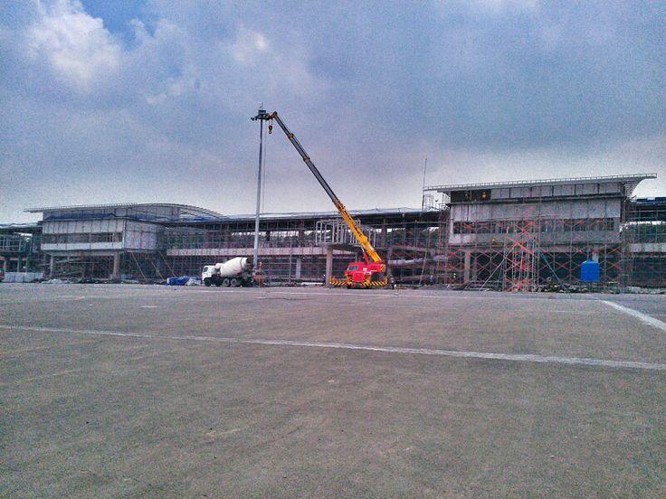Pembangunan Bandara Juanda terminal 2