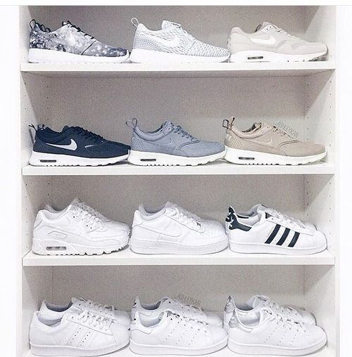 I have the superstars and the nude ones