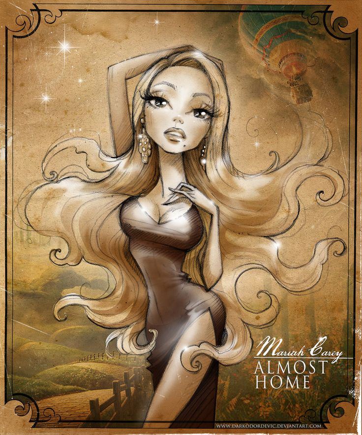 Mariah Carey, The Great and Powerful! by darkodordevic on deviantART