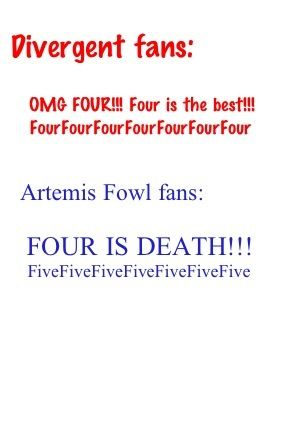 SO true. Artemis Fowl and Divergent. Sorry but AF wins by a longshot.
