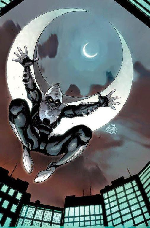 Moon Knight by Ryan Stegman __UN__