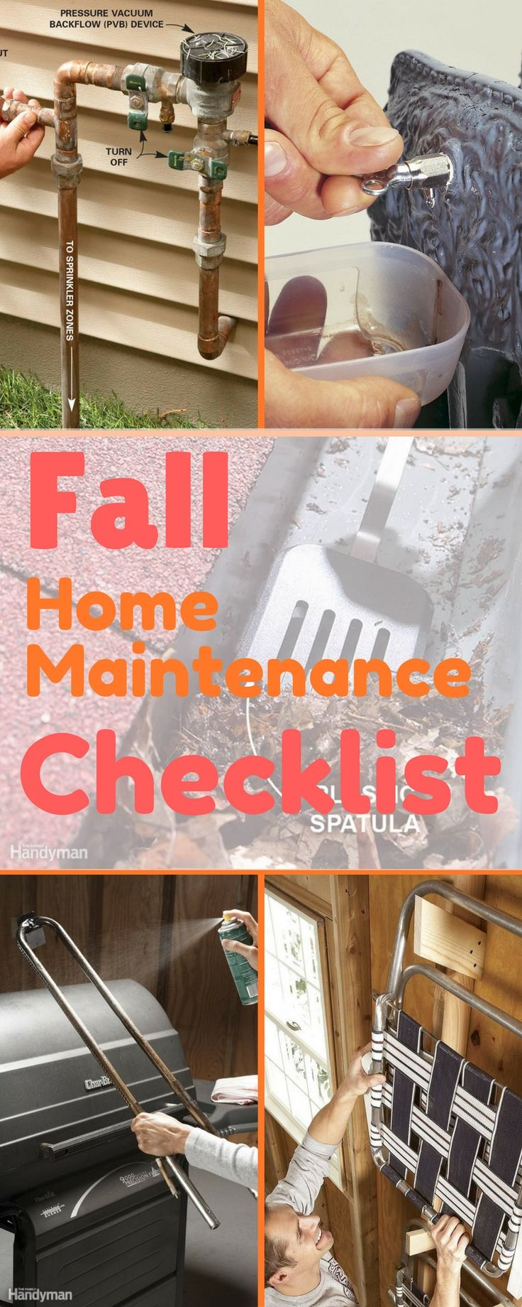 Feel that nip in the air? Fall has arrived! Here's how to get your home and yard ready for winter before it's too late.
