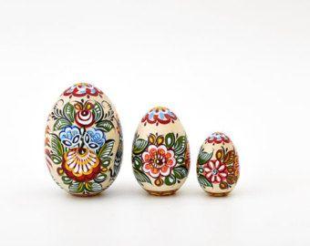 Easter eggs 3 in 1. Art: 110-005-0001-15 - Edit Listing - Etsy