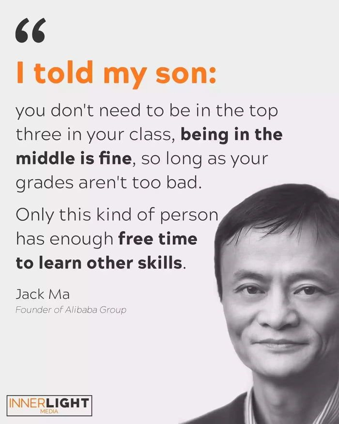 The Tipe Of Lesson I Would Ve Wanted To Hear From My Father
