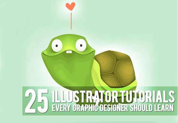 Collection of hand-picked Illustrator tutorials that every designer should learn, whether you're a beginner or advanced user, there will improve your designing skills. Adobe Illustrator is the awesome tool for creating vector design or art. Illustrator tutorials using Adobe Illustrator isn't as easy as you see here. But some designers take illustration art as a passion just like me.