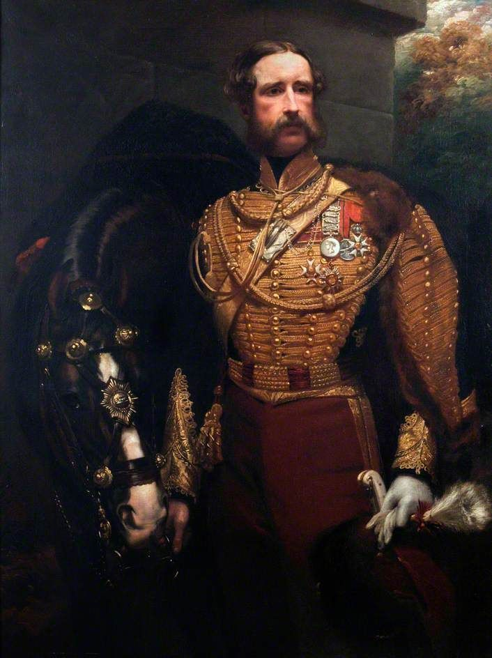 Major General Sir John Douglas, 11th Hussars / Franz Xavier Winterhalter
