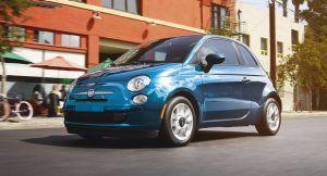 FIAT - Build & Price - Vehicle Summary