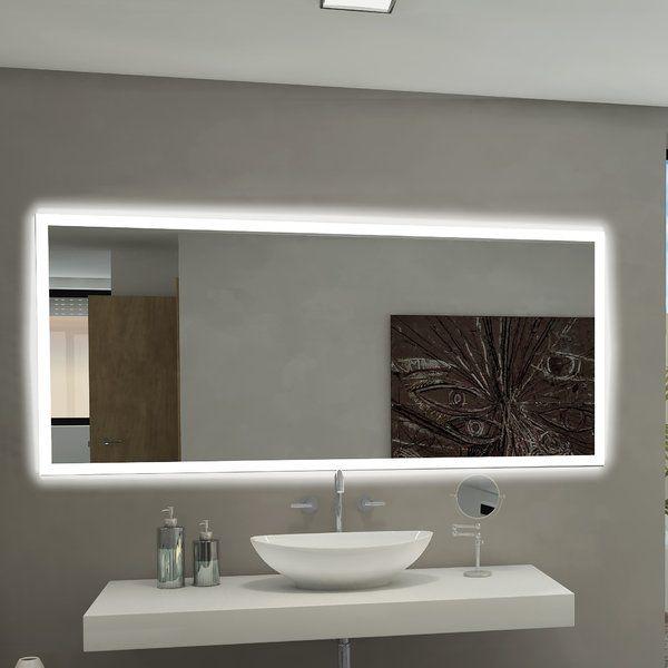 Bathroom Image By Katy Light Up Bathroom Mirror Mirror Wall