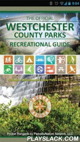 Westchester County Parks Guide  Android App - playslack.com ,  The Official Guide for Westchester County Parks Pocket Ranger® app has gotten a total makeover! This FREE all-inclusive outdoor guide was created in a collaborative effort between the Friends of Westchester County Parks and ParksByNature Network®, and the next generation of the app is better than ever.Powered by Pocket Ranger® technology, the app gives outdoor enthusiasts an environmentally friendly way to enjoy the parks. It…