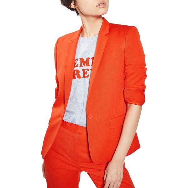 Blazers Box Office: Top 25+ Best Orange Blazer Ideas On Pinterest