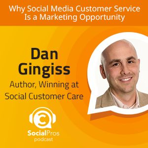 Why Social Media Customer Service Is a Marketing Opportunity