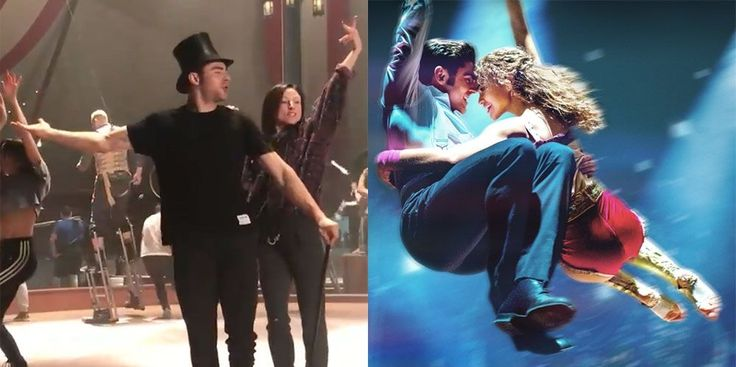 """Zac Efron Dancing in """"Greatest Showman"""" Will Give You """"High School Musical"""" Flashbacks"""