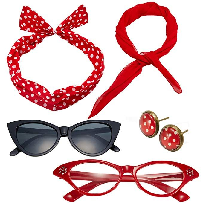 Red Cat Eye Culture Clip Art Royalty Free Library - Retro Sunglasses  Transparent Background , Free Transparent Clipart - ClipartKey