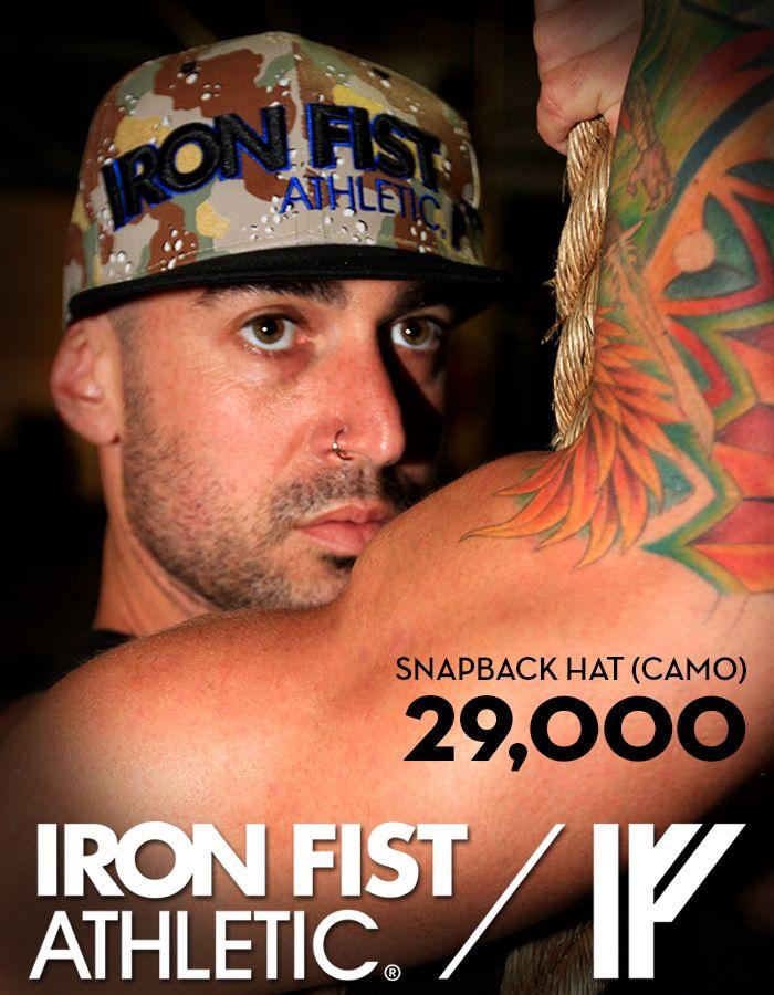 아이언피스트 SNAPBACK HAT (CAMO) / 29.000원 http://www.ironfist.co.kr/shop/main/athletic.php  #ironfist #athletic #아이언피스트 #운동 #건강 #피트니스 #스포츠 #운동복