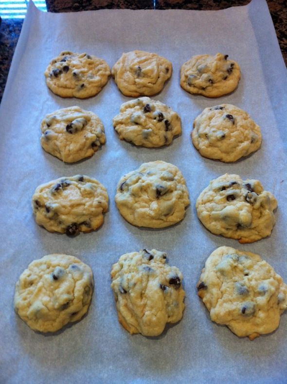 definitely not the Best Chocolate Chip Cookies Ever!