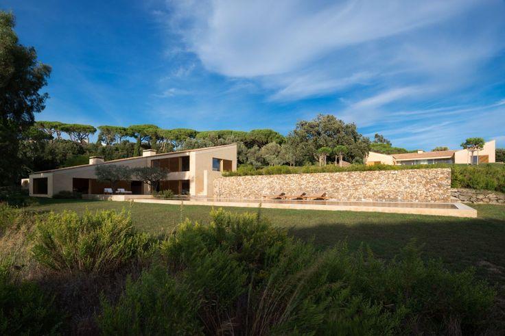 John Pawson . Detached Houses . St Tropez  (4)