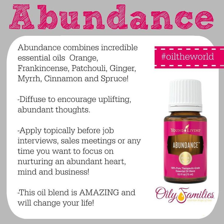 Help Me Oil! Essential Encouragement : Abundance Essential Oil? Oh Come ON now!
