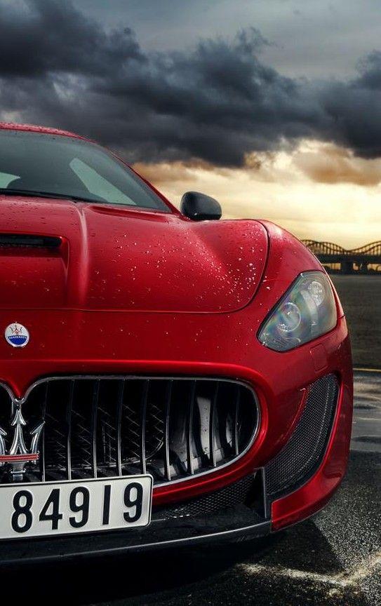 Maserati Gran Turismo MC Strdale