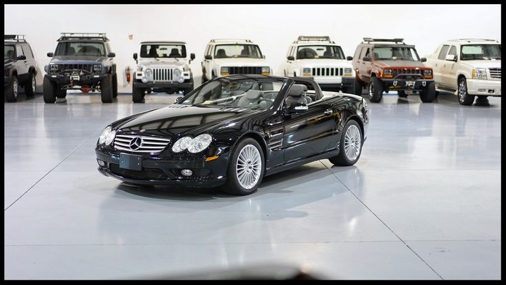 2003 Mercedes SL55 AMG...100% Loaded and Impeccable Service History