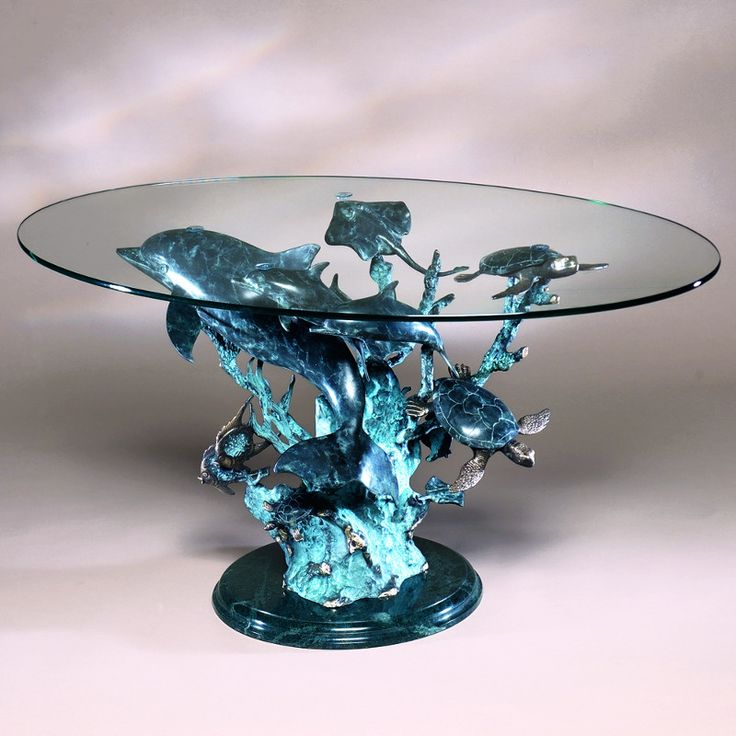 Dolphin Seaworld Coffee Table Beach Decor Shop Underwater Room Pinterest Shops My House