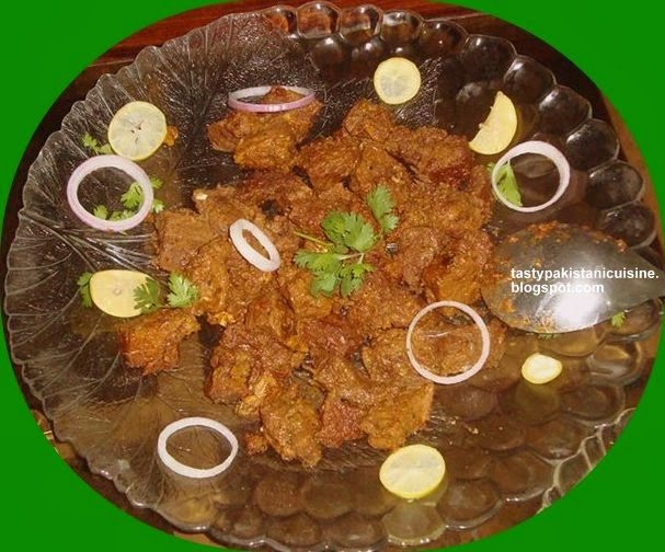 Pakistani Cuisine: Beef Tikka Boti Recipe