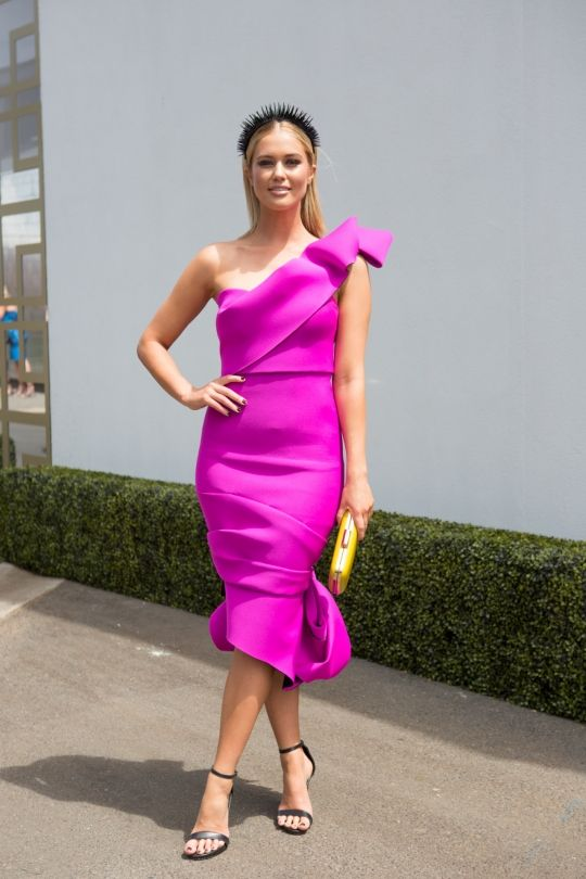 Street style from Melbourne Cup 2015: Scherri-Lee Bigs