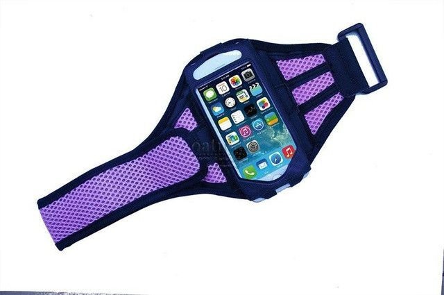 New Armband for iPhone Running SPORT GYM Armband for iPhone 5 5S 5C Jogging Running Arm Band protective Mobile Phone Armband