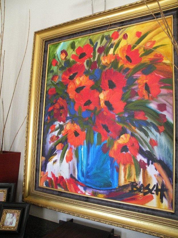 Cornelius Bosch Oil painting