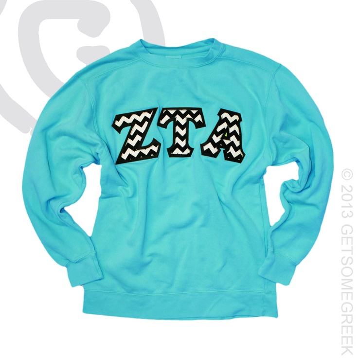 1000 images about zeta tau alpha custom board on for Cute greek letter shirts